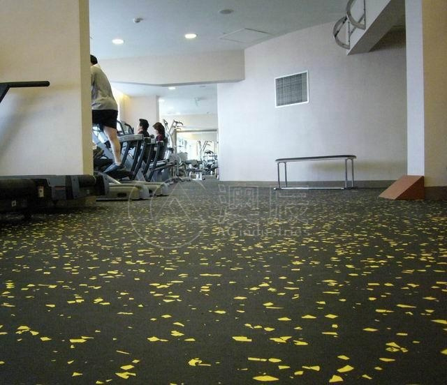 ACM05001 Gym Flooring